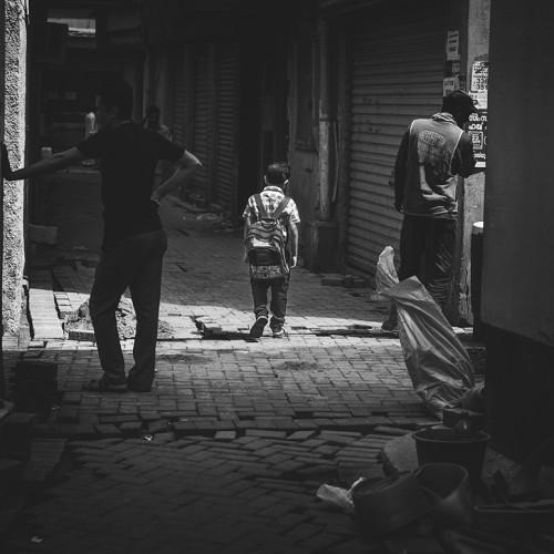 Manama Monochrome